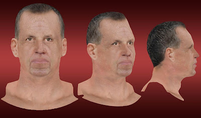 NBA 2K13 Coach Doug Collins Cyberface Patch