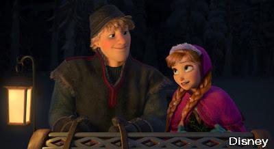 Screening of Frozen Touching 1 Billion US Dollars