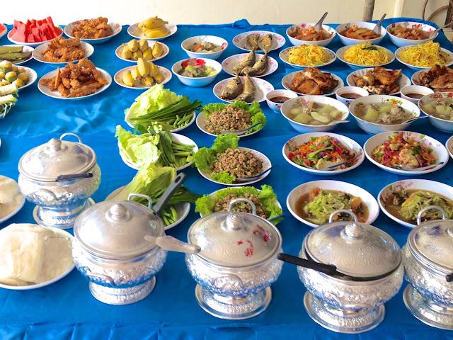 Cuisine thai familiale