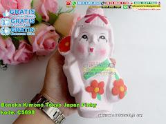 Boneka Kimono Tokyo Japan Pinky