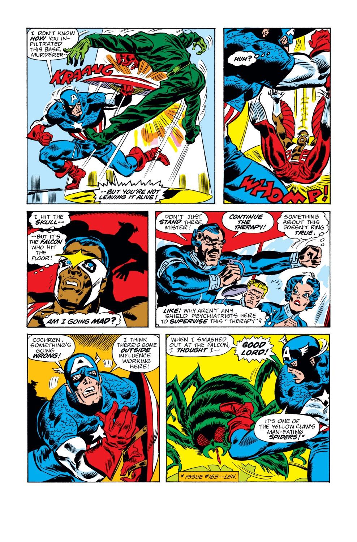 Captain America (1968) Issue #189 #103 - English 6