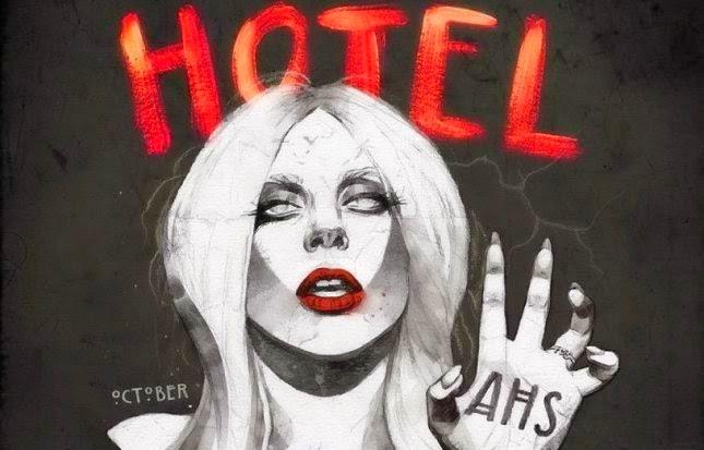 ¿Desvelado el personaje de Lady Gaga en 'American Horror Story: Hotel'?