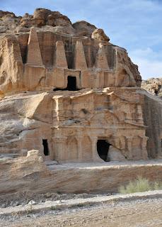 Tumba del Obelisco, Petra