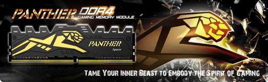 Apacer Panther DDR4 Gaming Memory Module