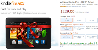 Amazon Offers Installment Plan for Kindle Fire HDX