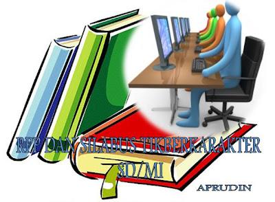 RPP dan Silabus TIK Berkarakter Kelas 4, 5, dan 6 SD/MI Semester 1 dan