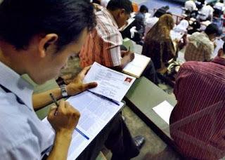 Kisi-Kisi Soal Ujian Tes CPNS 2013