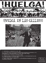 Huelga! Periodico de los y las trabajadoras anarquistas