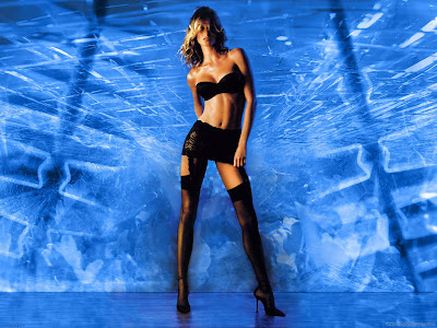 Gisele Bundchen Glamour Photo Shoot