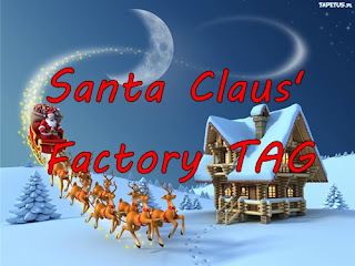 Santa Claus' Factory TAG
