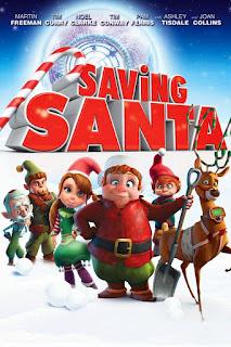 Saving Santa. Rescatando a Santa Claus (2013) Online