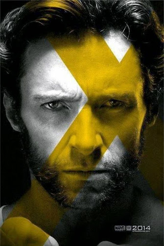 X-Men Days of Future Past (BRRip FULL HD Dual Latino / Inglés) (2014)