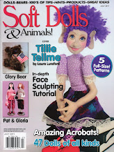 Soft Dolls & Animals Mag, July 2011