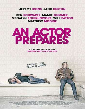 Poster Of Hollywood Film Watch Online An Actor Prepares 2018 Full Movie Download Free Watch Online 300MB