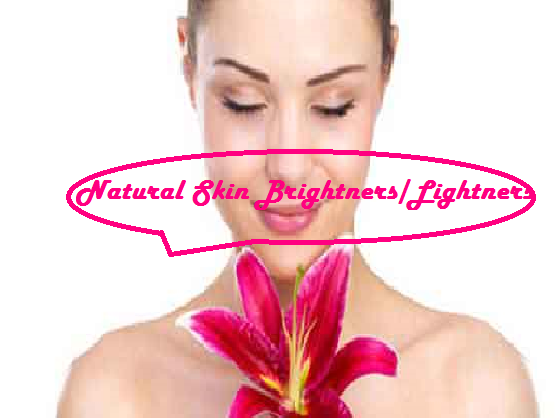 7 Natural ways to Brighten and Lighten Skin