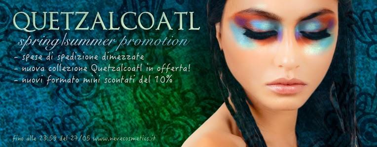 """Neve Cosmetics - Nuova collezione """"Quetzalcoatl"""""""