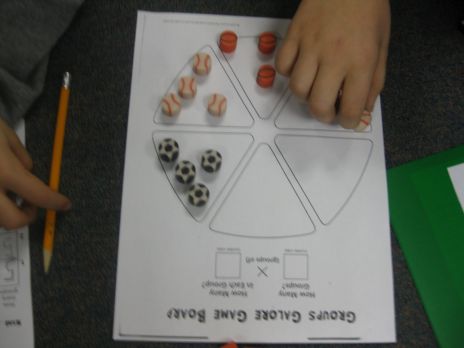 Third Grade Thinkers: Math Stations and Multiplication