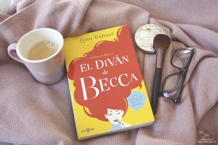 El libro del mes el div n de becca scarlata y el for Libro el divan de becca