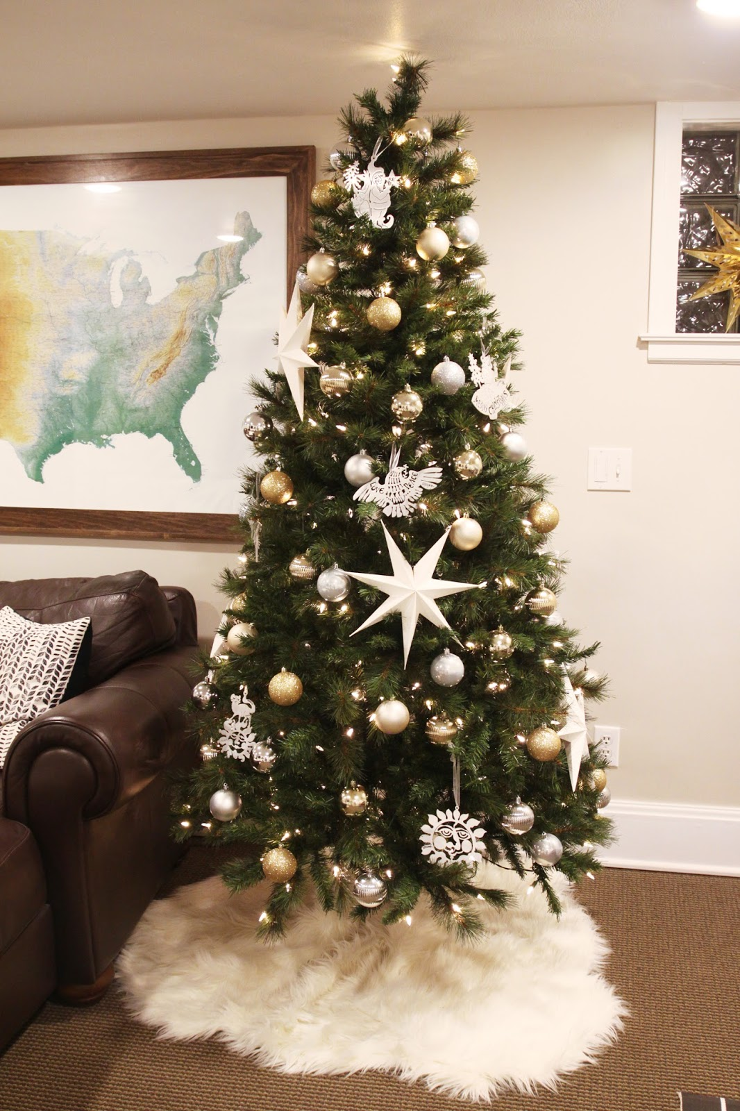 How To Make A Paper Star Christmas Tree Topper Often Crossword