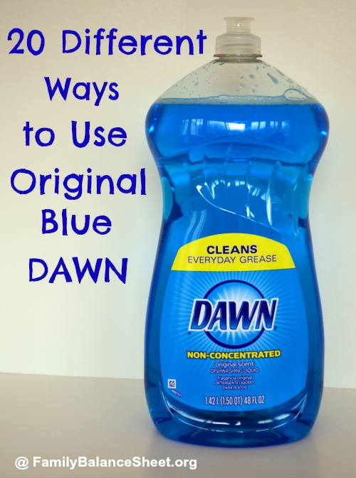 Can You Use Dish Detergent To Wash Car