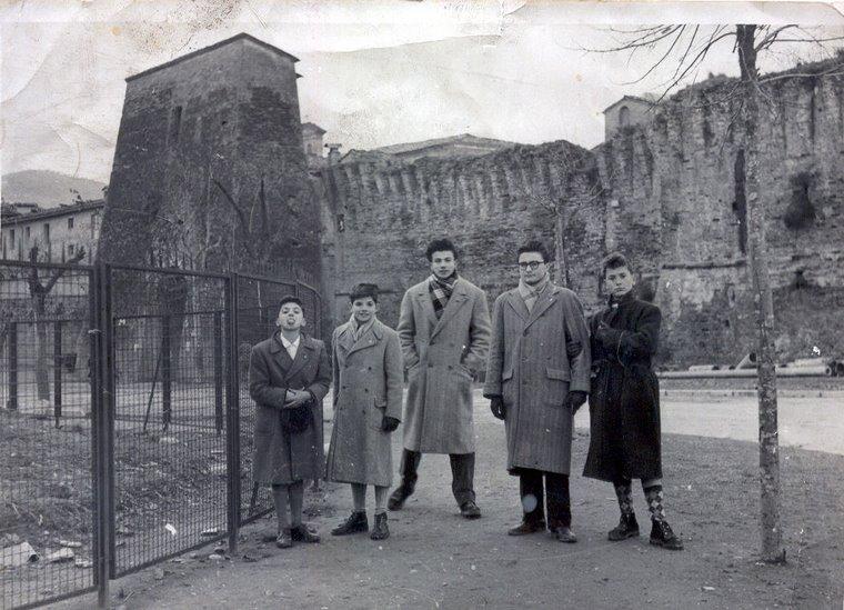 5 amici-Epifania 1953