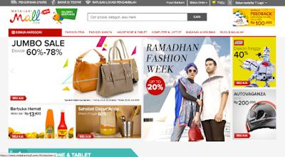 toko online mataharimall.com