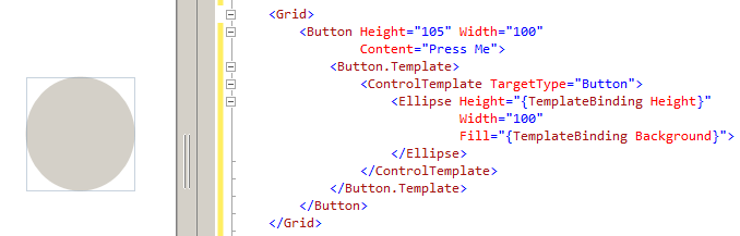 Wpf Templatebinding With Controltemplate Codeproject