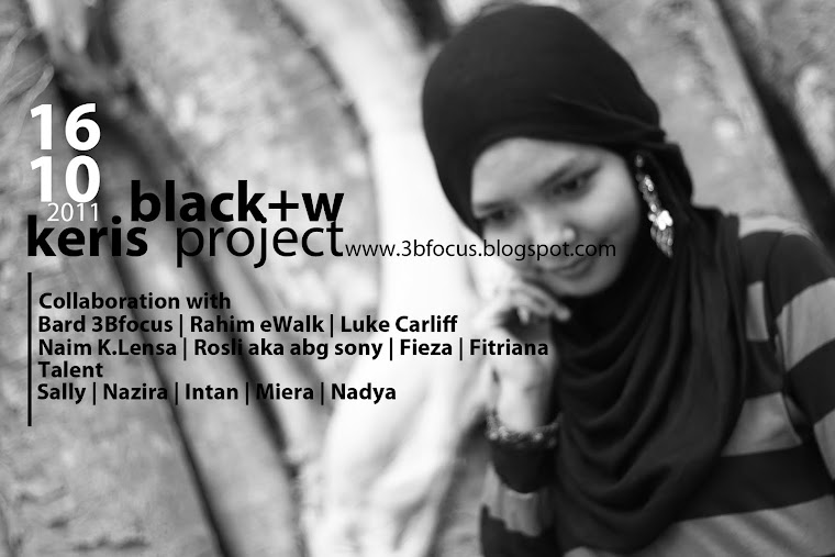 Black+white project | Keris K.Kangsar