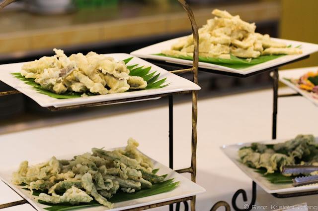 Filipino Fried Veggies of Waway's