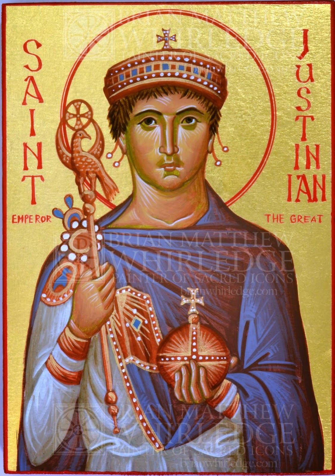 Image result for saint justinian the great