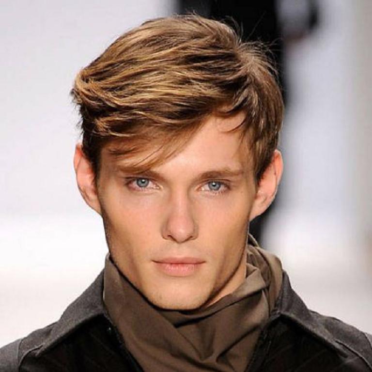Peinados de fiesta 16 peinados de moda para hombres 2013 - Peinados de moda para hombre ...