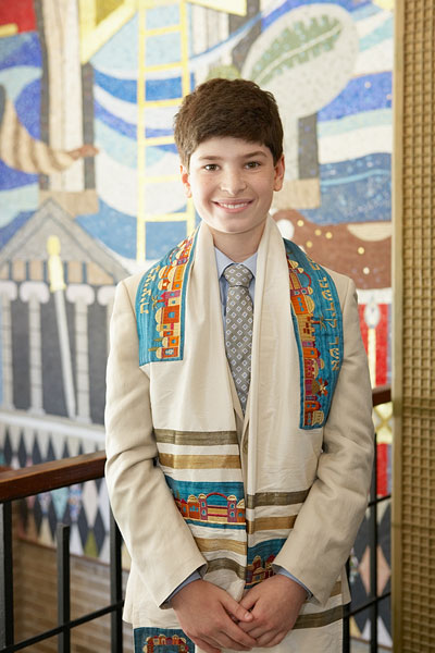 RI Bar Mitzvah Photography