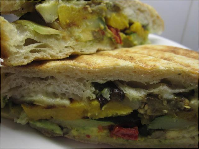 ... pesto aka spanakopita pesto reuben panini eggplant panini with pesto