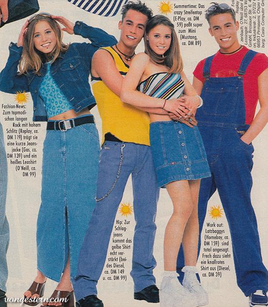 Boy Band Fashion Trends