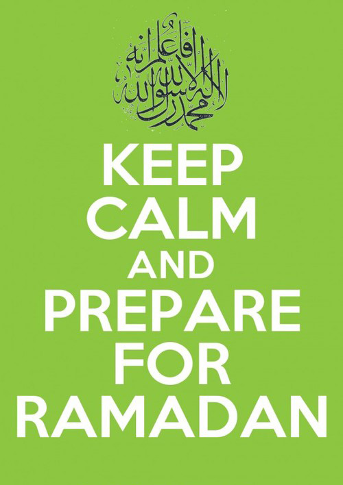 RAMADHAN IS COMING SOON...