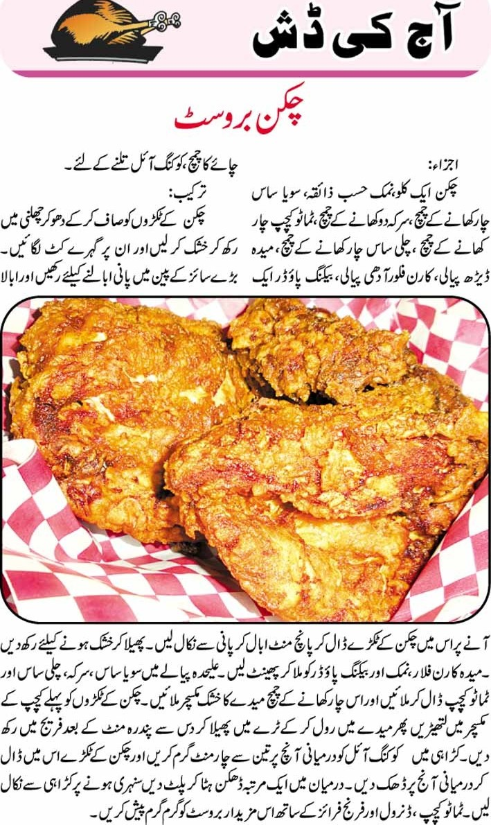 Red Chicken Recipe Recipes of World Chicken