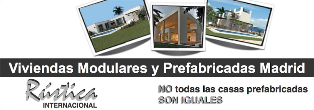 Viviendas Modulares Madrid