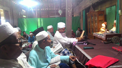 NGaji Posonan Di Desa Tawangrejo Pati Jawa Tengah (Ramadhan)