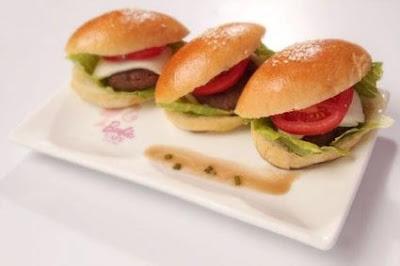 Croquinambourg - Burger de Barbie