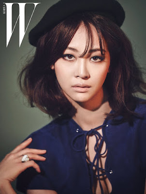 Dasom SISTAR W Magazine February 2016