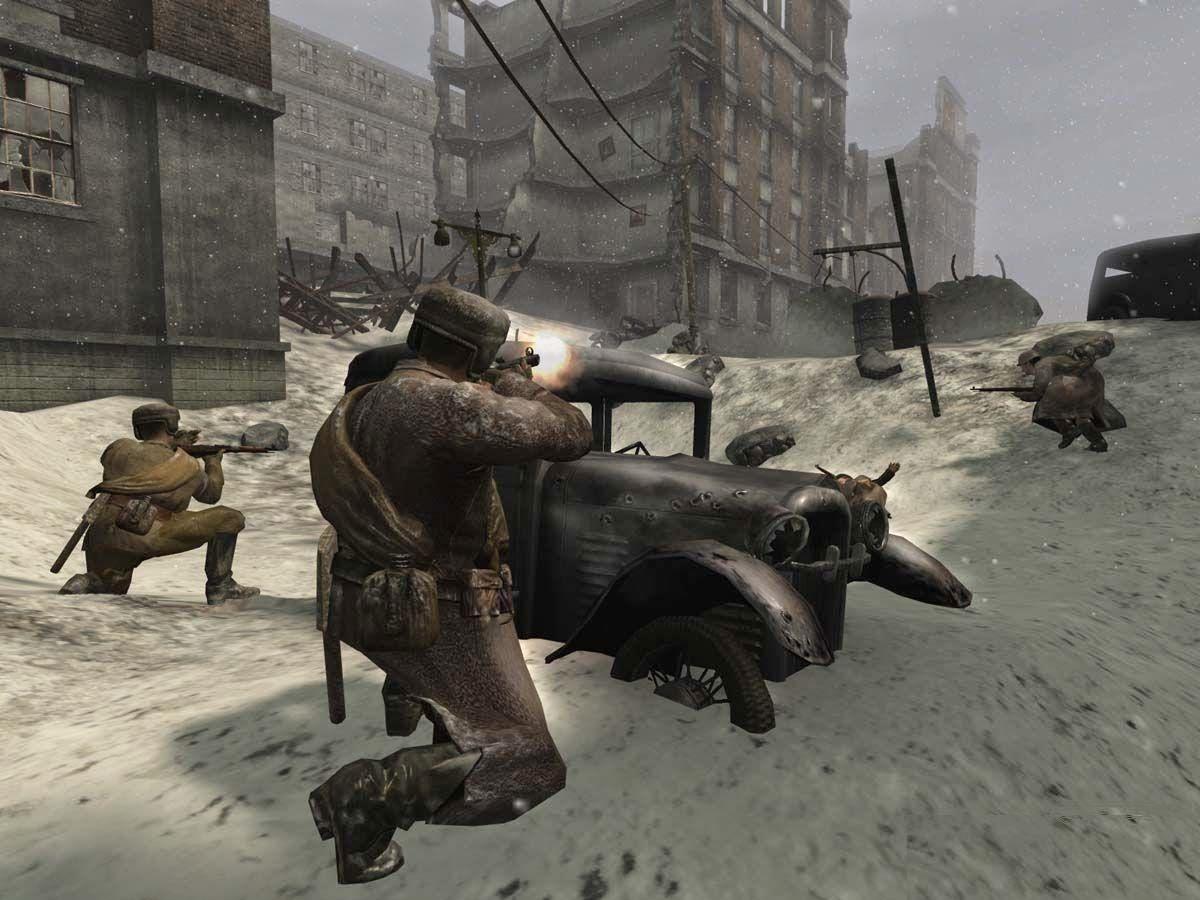 شرح تحميل وتتبيث لعبة Call Of Duty American Rush 2 مضغوطة بحجم 460MB