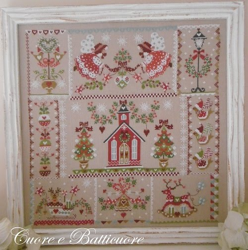 Christmas in Quilt