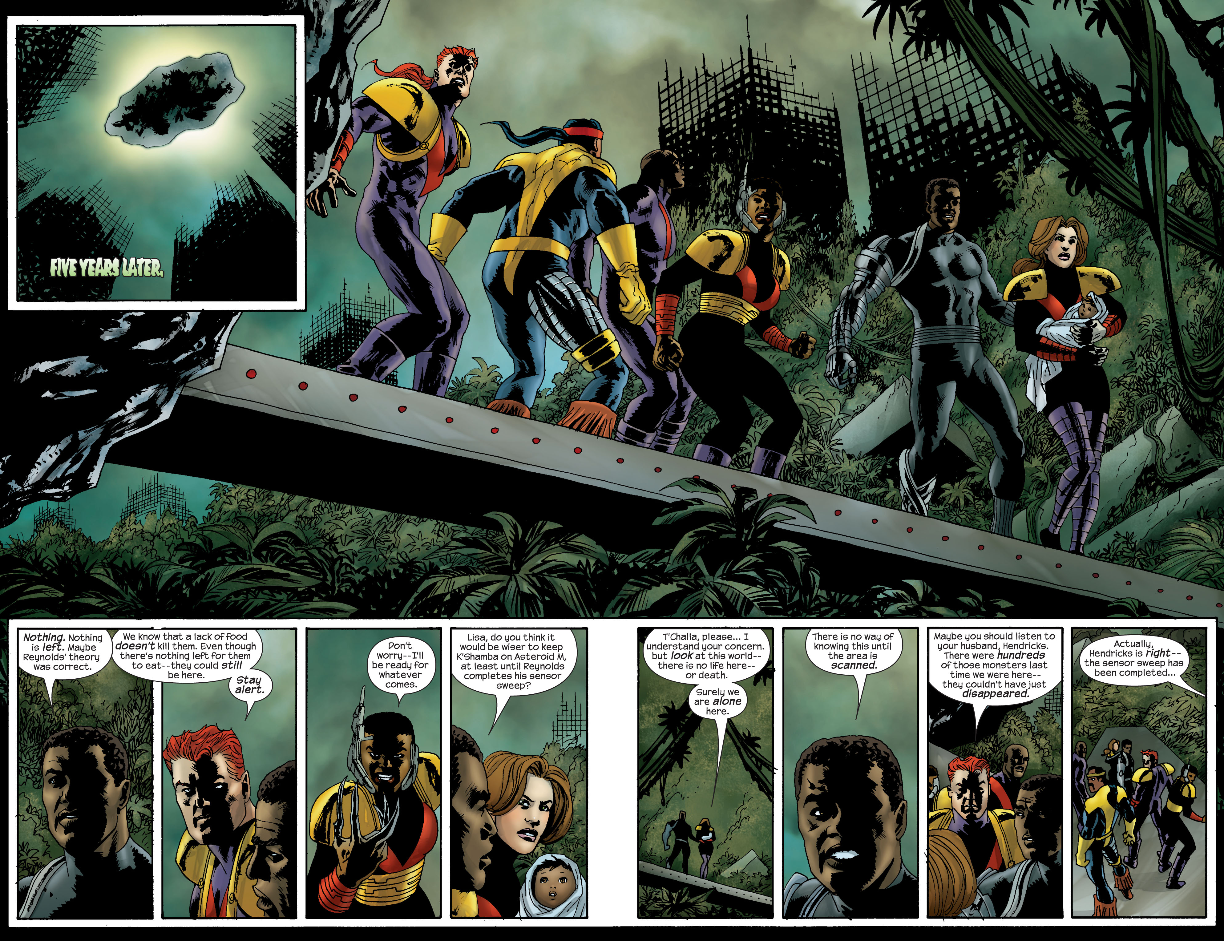Marvel Zombies (2006) Issue #5 #5 - English 15
