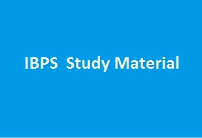Syllabus for IBPS specialist officer exam 2014