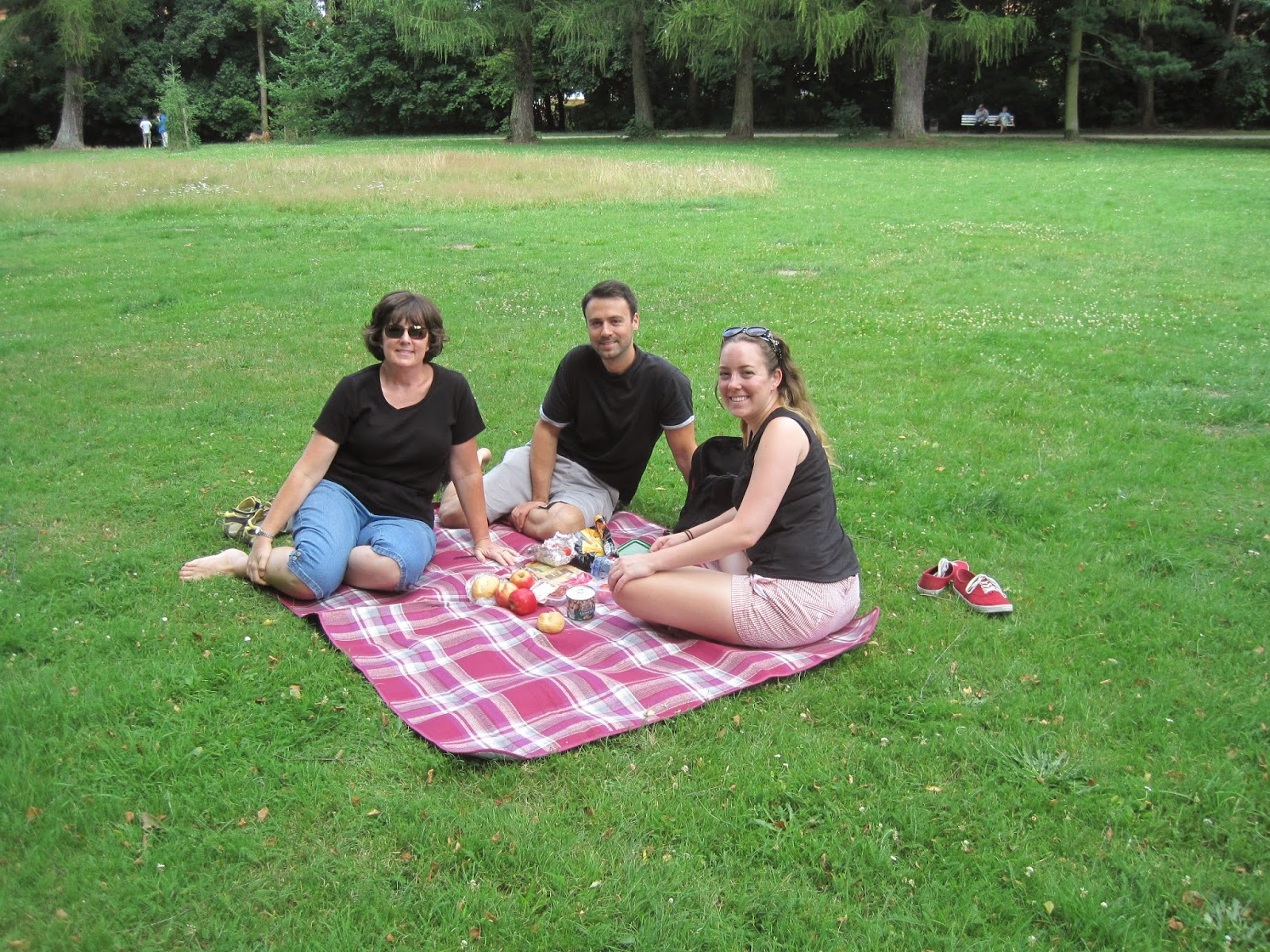 Picnic in Kurpark