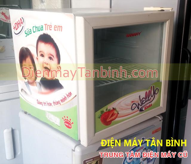 Bán thanh lý tủ mát Sanaky cũ giá 1.300.000đ (BH 12 tháng)