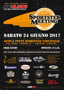 SPORTSTER MEETING - 24 GIUGNO '17