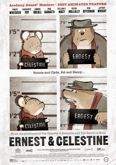 Filme Ernest e Célestine
