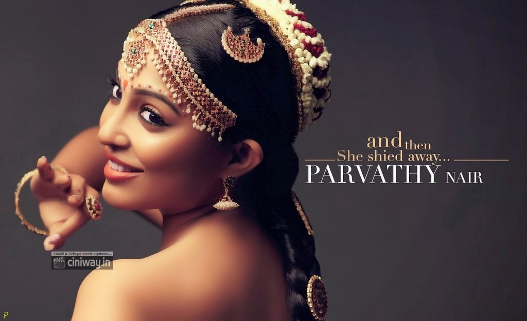 Actress Parvathy Nair Photoshoot