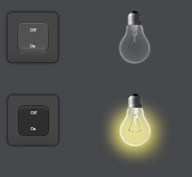 Light Switch On